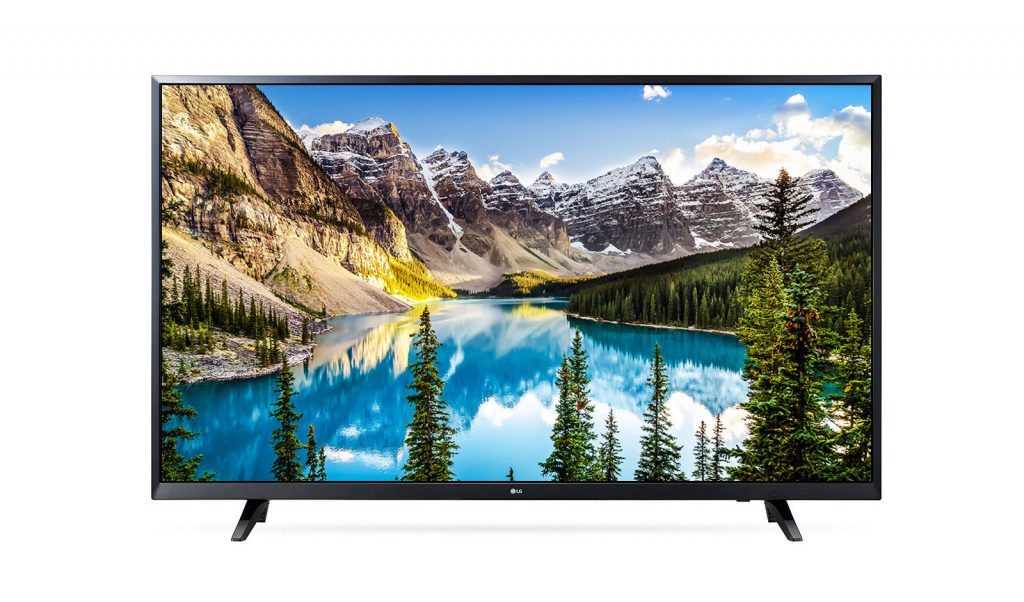 LG 49UJ620V 4K Ultra HD LED TV