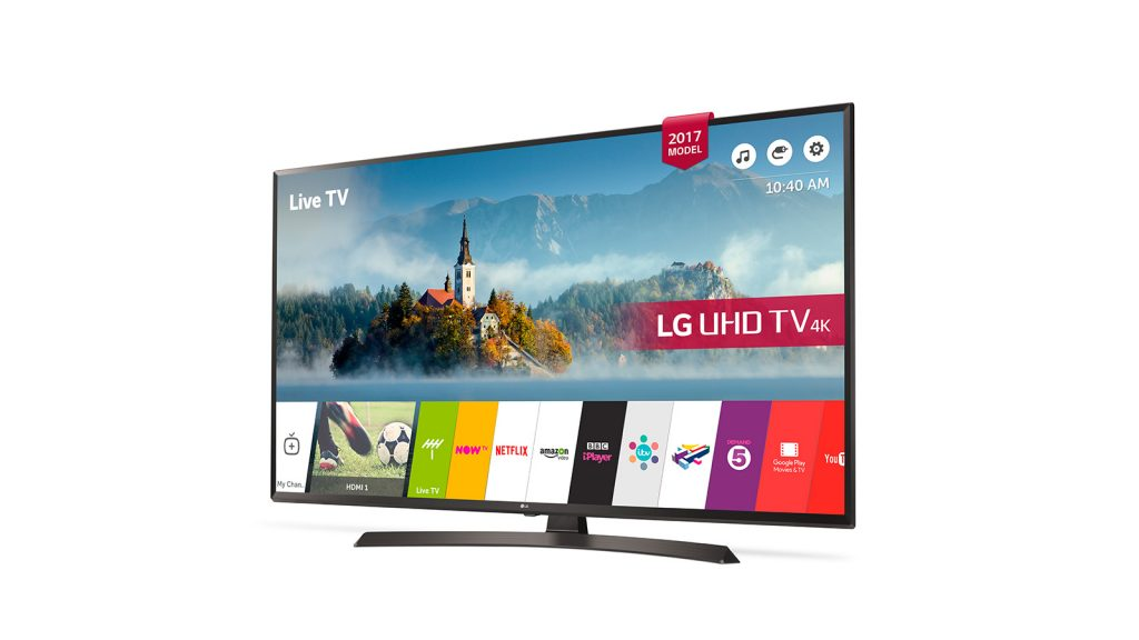 LG 49UJ634V 4K Ultra HD LED TV